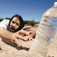 Сколько воды необходимо выпивать человеку в сутки для выживания?