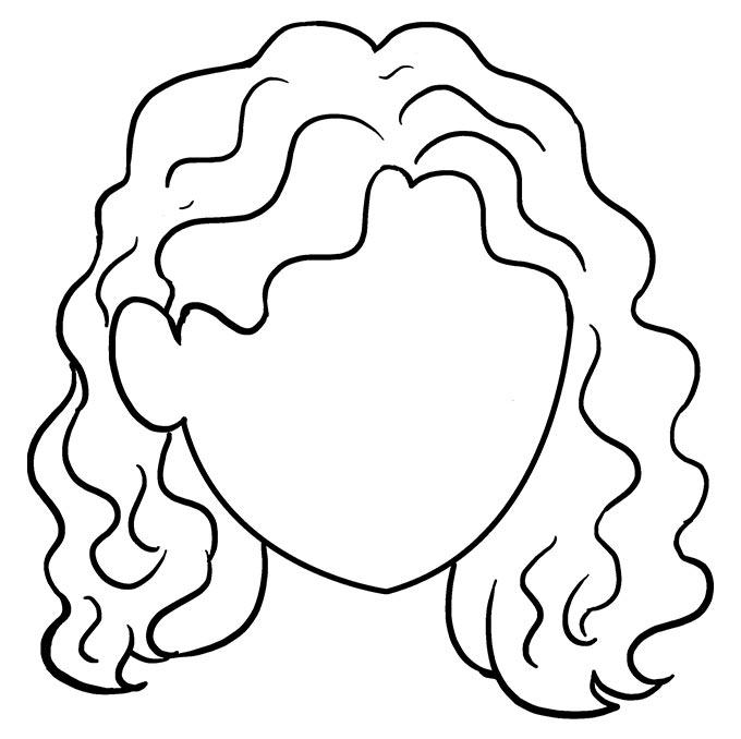 Волнистые волосы шаг 9
