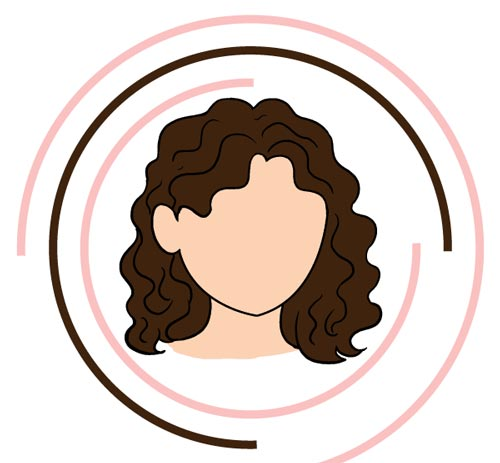 Волнистые волосы - простой способ