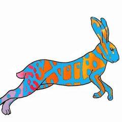 Как пошагово нарисовать зайца: быстрый способ, легко и просто для детей