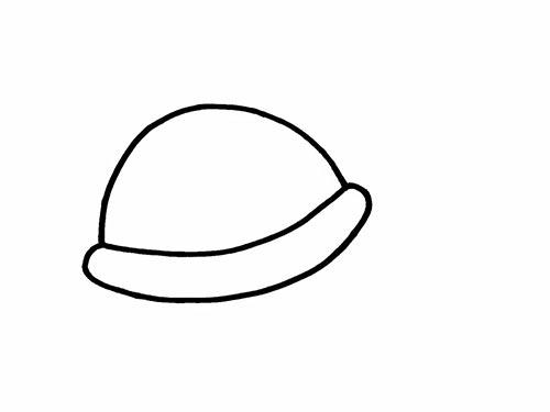 Как нарисовать черепаху для детей - Шаг 3