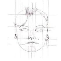 Рекомендации о том, как нарисовать лицо