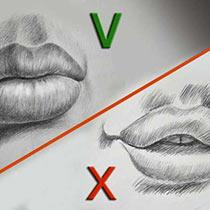 Как нарисовать лицо девушки карандашом: ТОП-150 фото лучших способов и техник рисования.