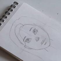 Как нарисовать лицо человека - основные ошибки