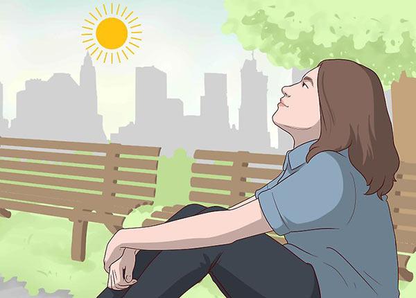 Как перехотеть писать? Рекомендуется говорить обо всем, что связано с летом, тёплой погодой и высокими температурами.