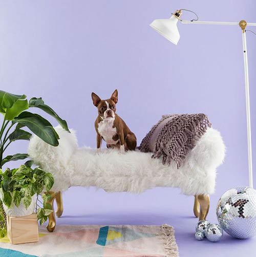 """Скамейка в стиле """"Хюгге"""" из ИКЕИ для декора спальни"""
