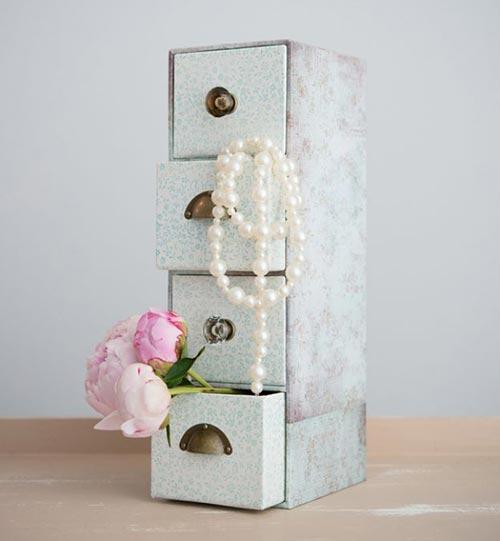 Вещевой ящик для декора спальни