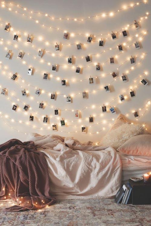 Настенные светильники с фото для декора спальни