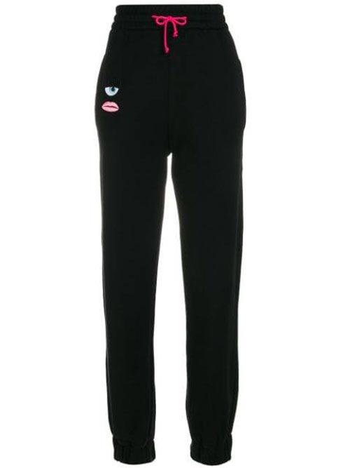 Недорогие спортивные брюки от Chiara Ferragni