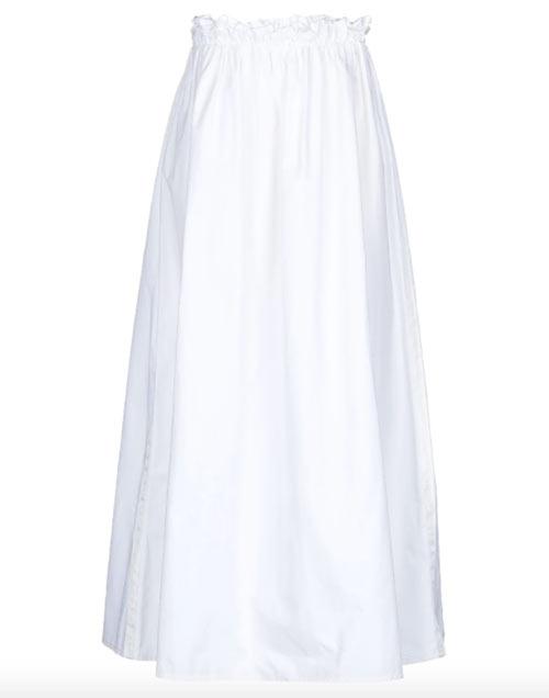 "Недорогая юбка ""макси"" от Solotre"