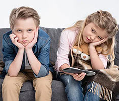 Чем заняться дома с детьми когда им скучно?
