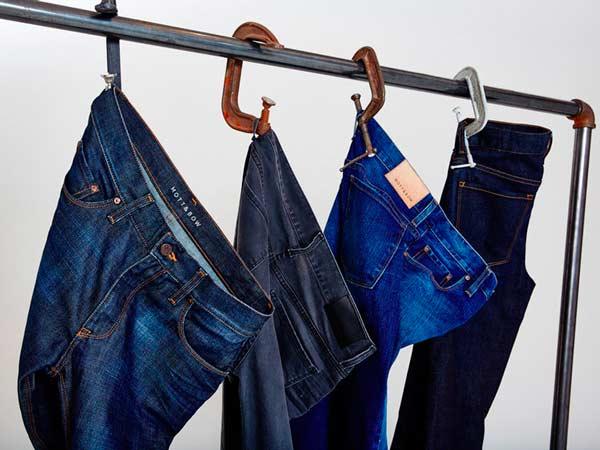 Стильные джинсы в подарок папе