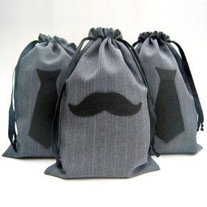 Мешочки для подарков парню на день рождения