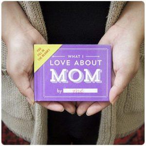 Подарок маме - журнал любви