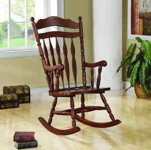 Кресло-качалка в подарок папе