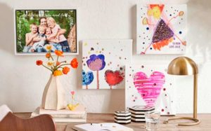 Украсьте комнату в День Рождения мамы
