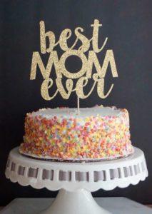 Торт для лучшей мамы в подарок