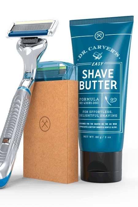 Набор для бритья - подарок мужу
