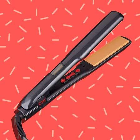 Подарок на день рождения - выпрямитель для волос