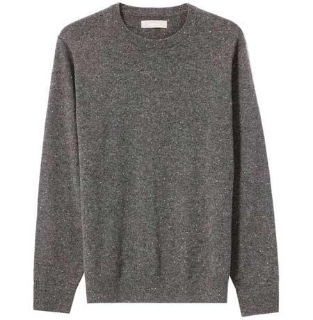 Подарок для человека, который любит комфорт: кашемировый свитер