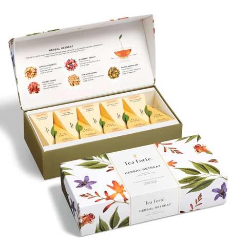 Подарок на день рождения - набор чая