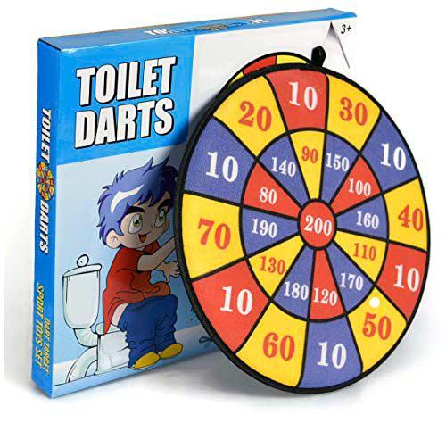 Дартс для игры в туалете в подарок мужу