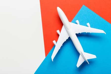 Подарок молодожёнам - сертификат авиакомпании