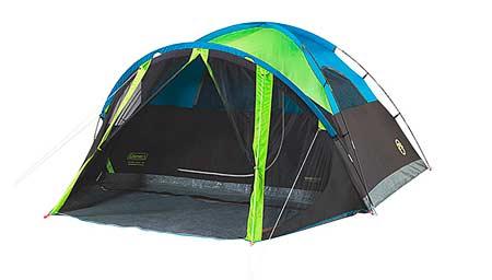 Туристическая палатка - подарок на день рождения
