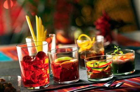 Подарок на свадьбу - набор стаканов
