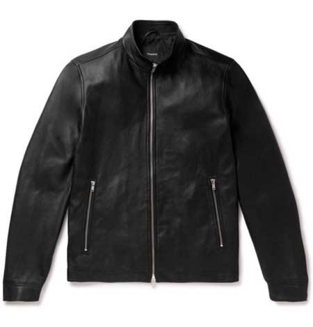Подарить мужу кожаную куртку на день рождения