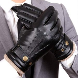 Подарок мужу - сенсорные перчатки
