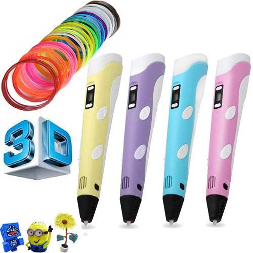 Подарок 10-му мальчику - 3D ручка