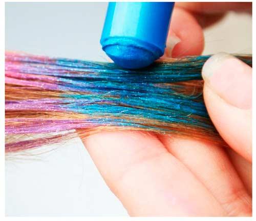 Что подарить на 6 лет девочке - мелки для волос