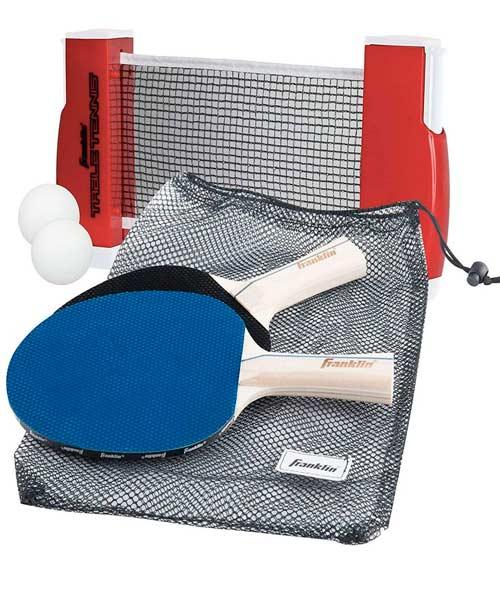 Подарок 10-му мальчику - настольный тенис