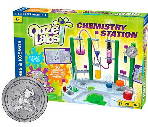 Подарок 10-му мальчику - набор химика