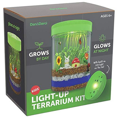 Подарок 10-му мальчику - светящийся террариум для детей