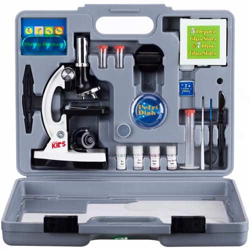 Подарок 10-му мальчику - детский микроскоп