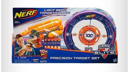 Подарок 10-му мальчику - набор для стрельбы по мишени