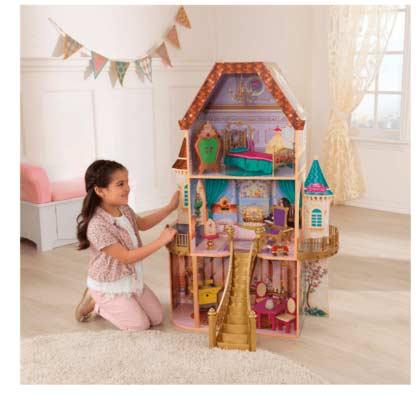 Подарок для девочки - кукольный домик