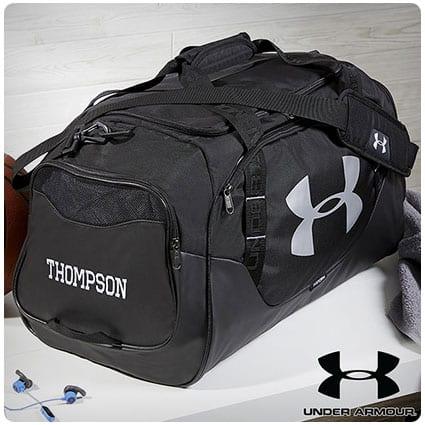 Подарок 10-му мальчику - спортивная сумка
