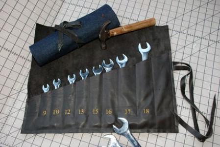 Органайзер для инструментов в подарок своими руками