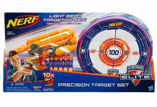 Набор для стрельбы по мишени Nerf
