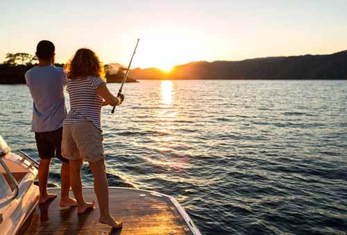 Пойти на рыбалку