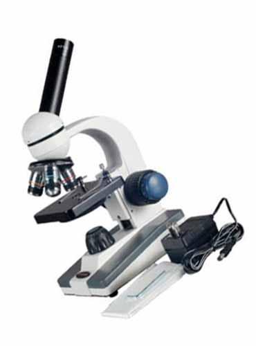 Подарок на день рождения - микроскоп