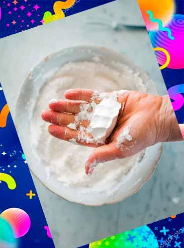 Бомбочки для ванны - что сделать маме своими руками 2б