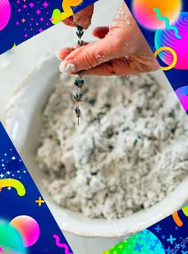 Бомбочки для ванны - что сделать маме своими руками 3б