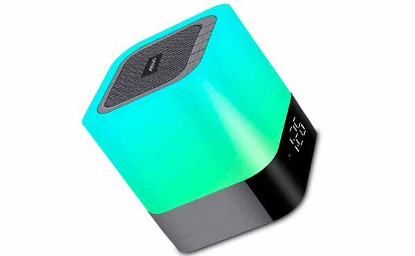 Светящийся Bluetooth-динамик