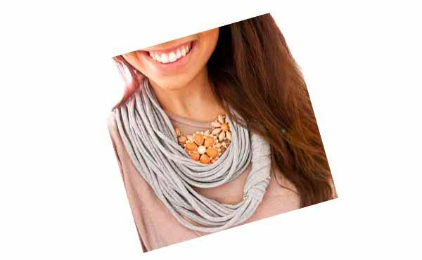 Ожерелье в подарок подруге