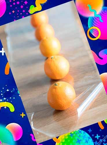 Мандариновый венок - подарок своими руками маме 2а