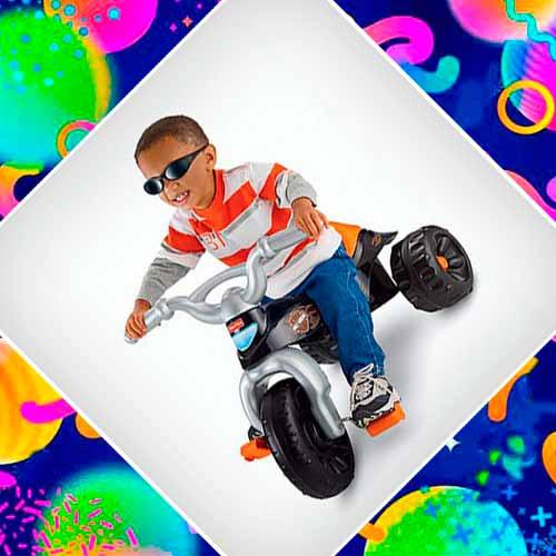 Мини байк - подарок мальчику на 3 года